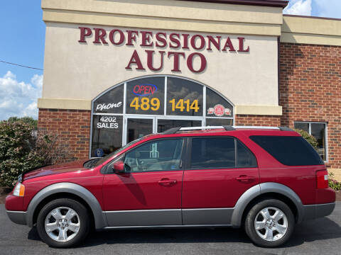 2006 Ford Freestyle for sale at Professional Auto Sales & Service in Fort Wayne IN