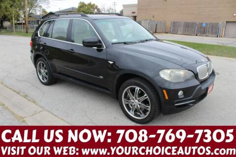 2007 BMW X5 for sale at Your Choice Autos in Posen IL