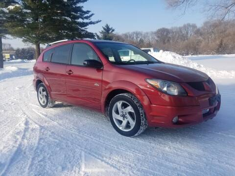 2003 Pontiac Vibe for sale at Shores Auto in Lakeland Shores MN