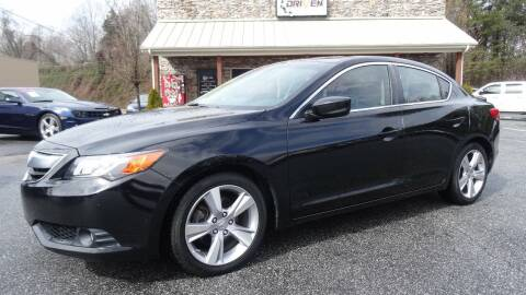 2013 Acura ILX for sale at Driven Pre-Owned in Lenoir NC