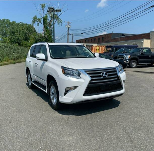 2017 Lexus GX 460 for sale at Automazed in Attleboro MA