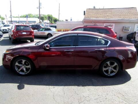 2010 Acura TL for sale at American Auto Group Now in Maple Shade NJ