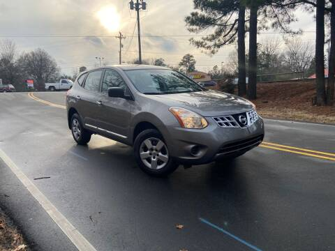 2013 Nissan Rogue for sale at THE AUTO FINDERS in Durham NC