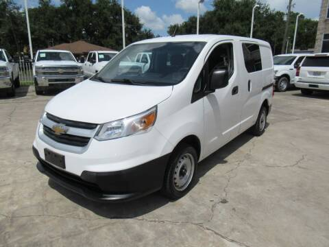 2016 Chevrolet City Express Cargo for sale at Lone Star Auto Center in Spring TX