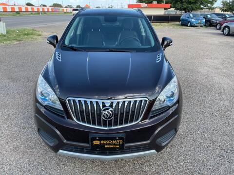 2015 Buick Encore for sale at Good Auto Company LLC in Lubbock TX