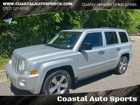 2009 Jeep Patriot for sale at Coastal Auto Sports in Chesapeake VA