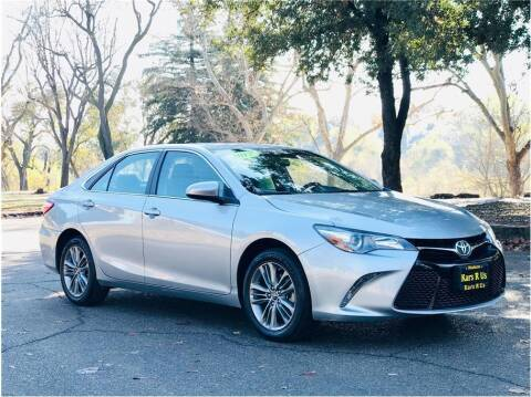 2017 Toyota Camry for sale at KARS R US in Modesto CA