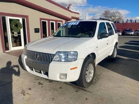 2006 Mercury Mariner for sale at Sexton's Car Collection Inc in Idaho Falls ID