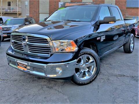 2019 RAM Ram Pickup 1500 Classic for sale at Somerville Motors in Somerville MA