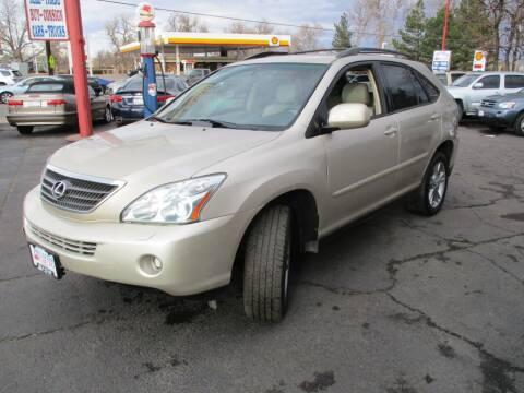 2006 Lexus RX 400h for sale at Premier Auto in Wheat Ridge CO