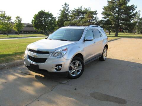 2015 Chevrolet Equinox for sale at A & R Auto Sale in Sterling Heights MI