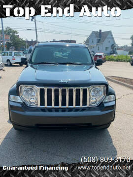 2010 Jeep Liberty for sale at Top End Auto in North Attleboro MA