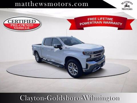 2020 Chevrolet Silverado 1500 for sale at Auto Finance of Raleigh in Raleigh NC