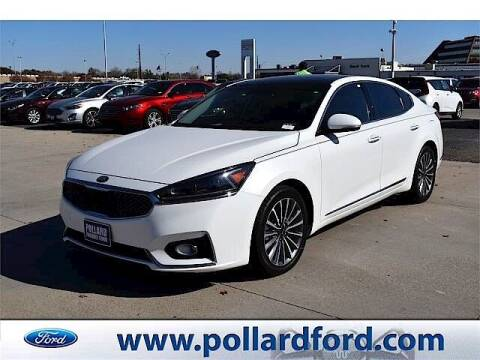 2018 Kia Cadenza for sale at South Plains Autoplex by RANDY BUCHANAN in Lubbock TX