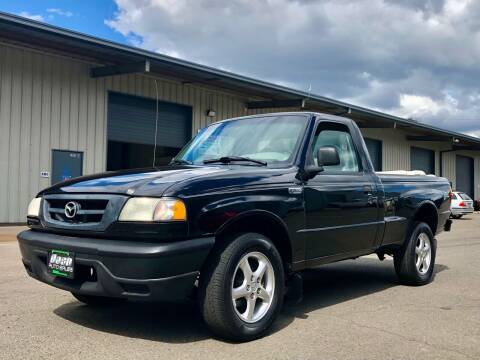 2001 Mazda B-Series Pickup for sale at DASH AUTO SALES LLC in Salem OR