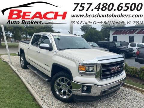 2014 GMC Sierra 1500 for sale at Beach Auto Brokers in Norfolk VA