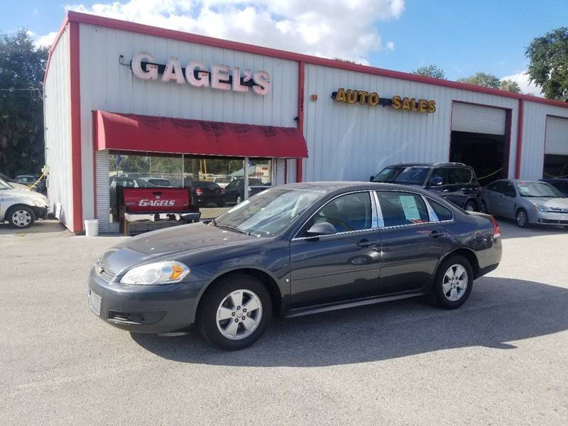2010 Chevrolet Impala for sale at Gagel's Auto Sales in Gibsonton FL