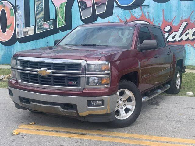 2014 Chevrolet Silverado 1500 for sale at Palermo Motors in Hollywood FL
