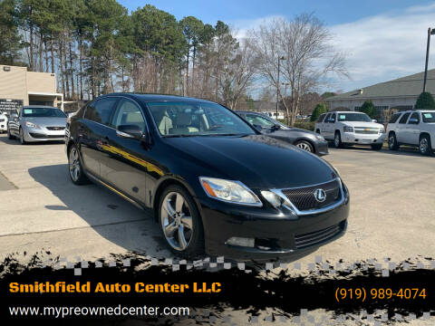 2009 Lexus GS 350 for sale at Smithfield Auto Center LLC in Smithfield NC