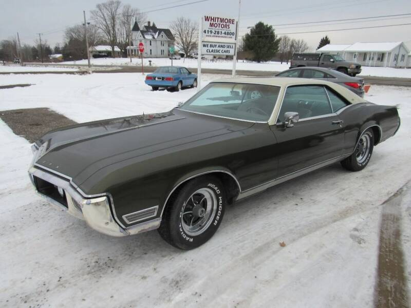 1968 Buick Riviera for sale at Whitmore Motors in Ashland OH