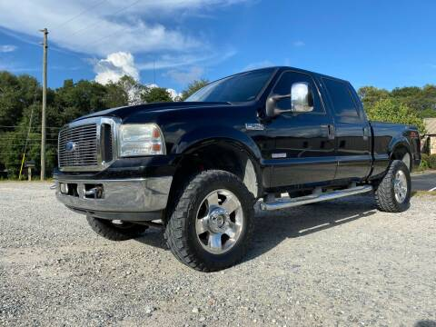 2006 Ford F-250 Super Duty for sale at RCD Trucks in Macon GA