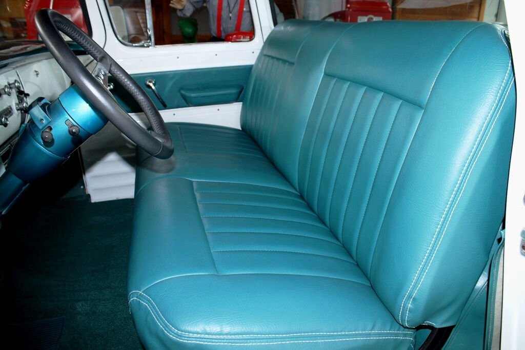 1955 Chevrolet 3100 16