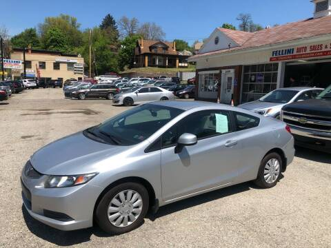 2013 Honda Civic for sale at Fellini Auto Sales & Service LLC in Pittsburgh PA
