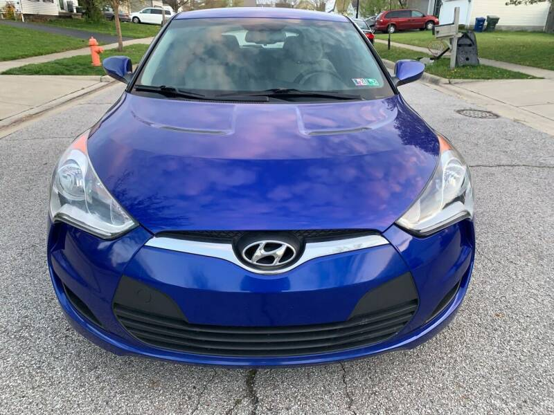 2012 Hyundai Veloster for sale at Via Roma Auto Sales in Columbus OH