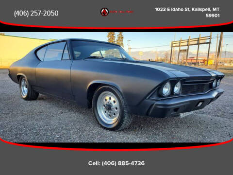 1968 Chevrolet Chevelle for sale at Auto Solutions in Kalispell MT