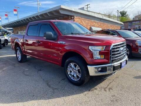 2015 Ford F-150 for sale at PARKWAY AUTO SALES OF BRISTOL - Roan Street Motors in Johnson City TN