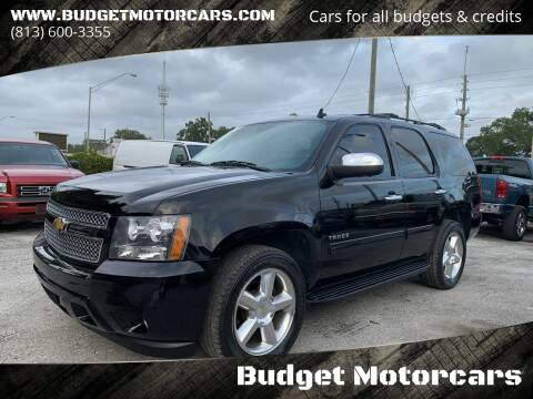 2010 Chevrolet Tahoe for sale at Budget Motorcars in Tampa FL