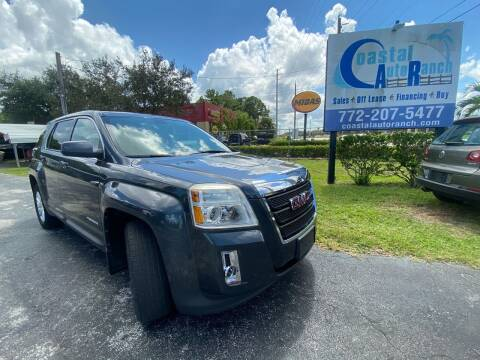 2011 GMC Terrain for sale at Coastal Auto Ranch, Inc. in Port Saint Lucie FL