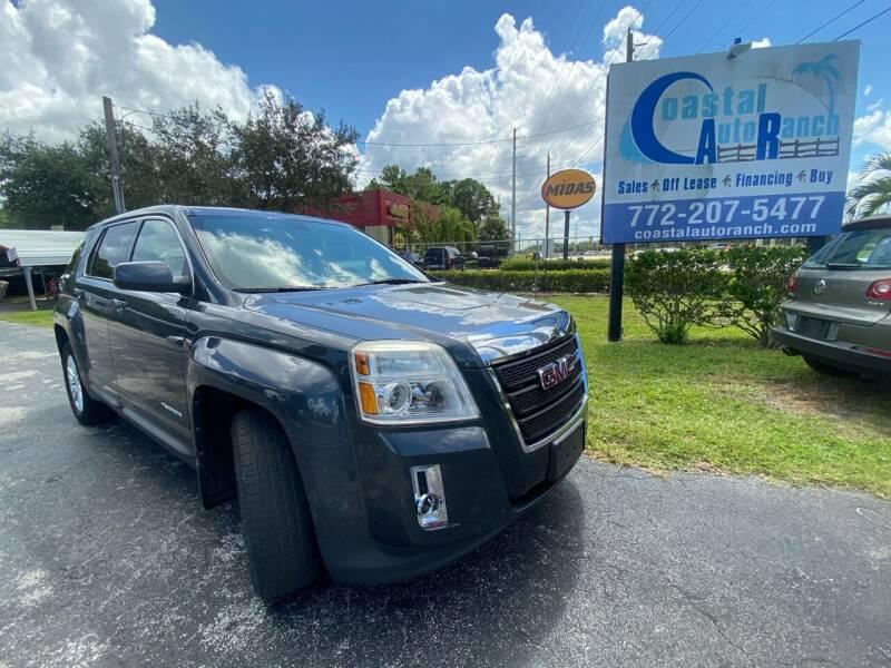 2011 GMC Terrain for sale at Coastal Auto Ranch, Inc. in Port Saint Lucie FL