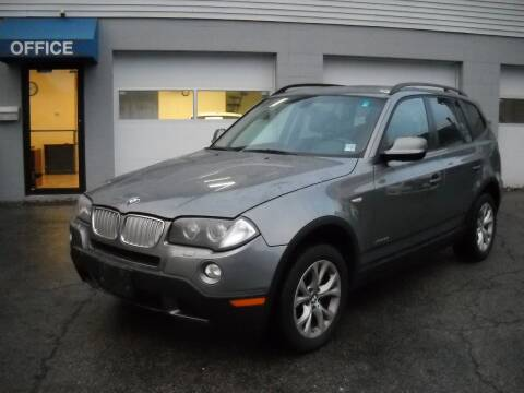 2010 BMW X3 for sale at Best Wheels Imports in Johnston RI