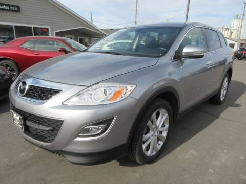2012 Mazda CX-9 for sale at Dam Auto Sales in Sioux City IA
