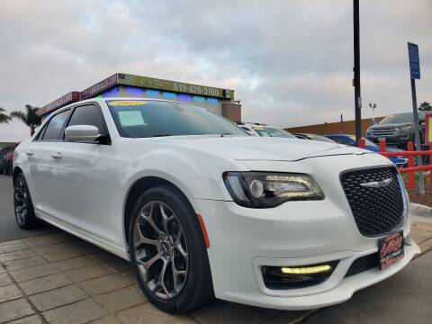 2017 Chrysler 300 for sale at CARCO SALES & FINANCE in Chula Vista CA