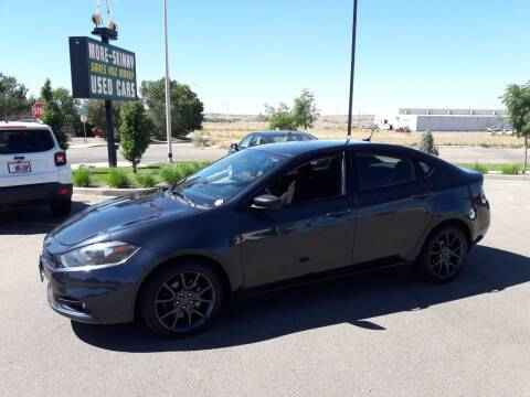 2013 Dodge Dart for sale at More-Skinny Used Cars in Pueblo CO