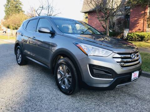 2016 Hyundai Santa Fe Sport for sale at DAILY DEALS AUTO SALES in Seattle WA