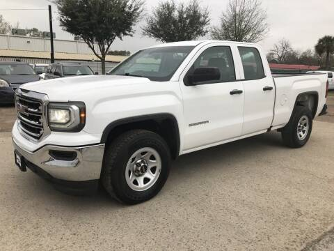 2016 GMC Sierra 1500 for sale at AMIGO USED CARS in Houston TX