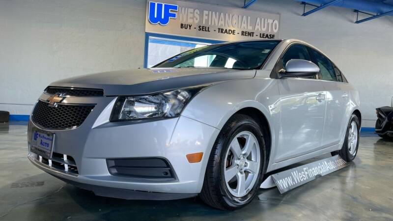 2012 Chevrolet Cruze for sale at Wes Financial Auto in Dearborn Heights MI