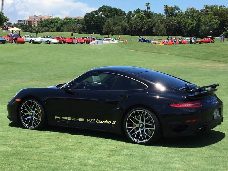 2014 Porsche 911 for sale at Suncoast Sports Cars and Exotics in West Palm Beach FL