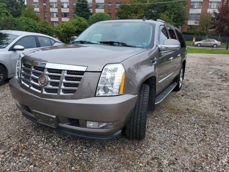 2014 Cadillac Escalade ESV for sale at OFIER AUTO SALES in Freeport NY