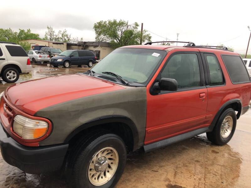 1999 Ford Explorer for sale at MB Auto Sales in Oklahoma City OK