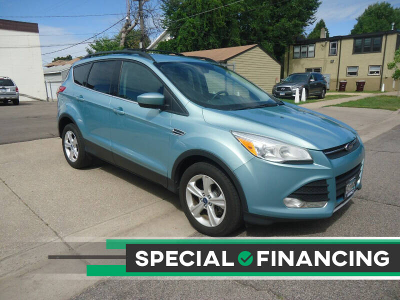 2013 Ford Escape for sale at K & L Auto Sales in Saint Paul MN