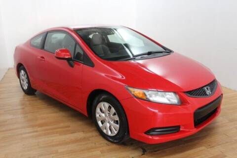 2012 Honda Civic for sale at Paris Motors Inc in Grand Rapids MI