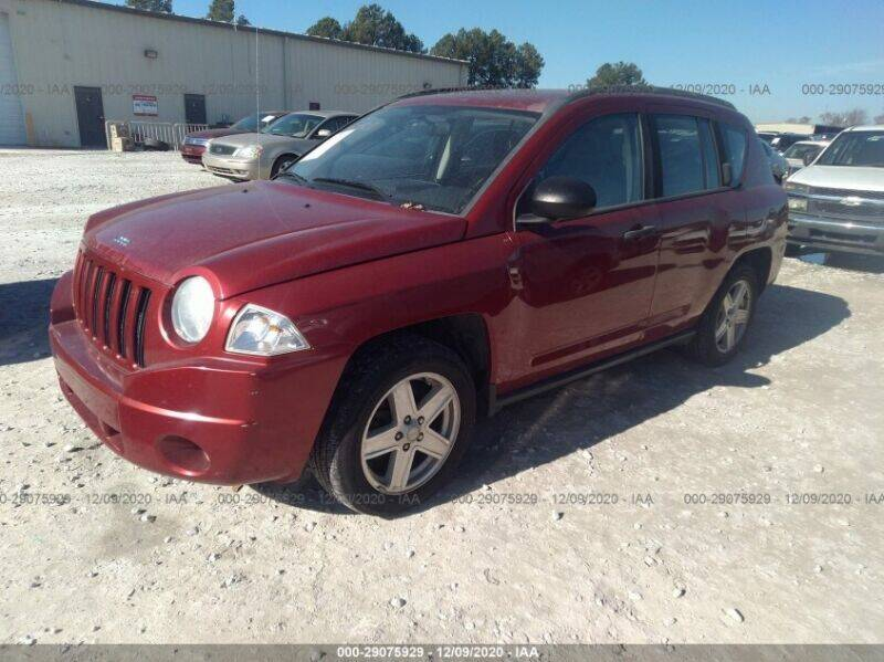 2007 Jeep Compass for sale at JacksonvilleMotorMall.com in Jacksonville FL