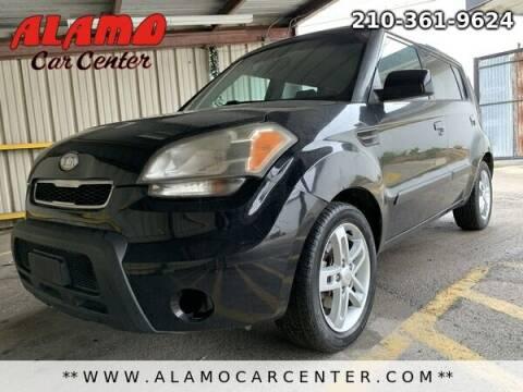 2010 Kia Soul for sale at Alamo Car Center in San Antonio TX