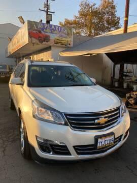 2014 Chevrolet Traverse for sale at LA PLAYITA AUTO SALES INC - 3271 E. Firestone Blvd Lot in South Gate CA