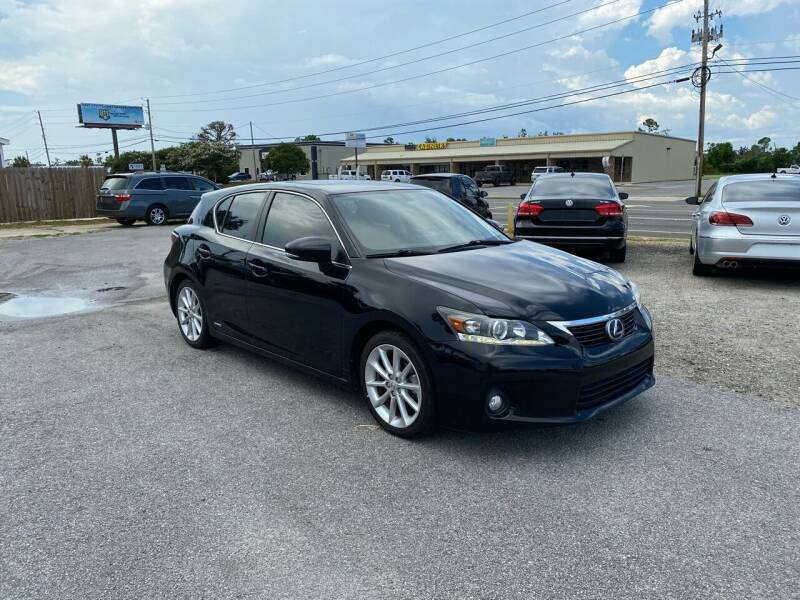 2011 Lexus CT 200h for sale at Lucky Motors in Panama City FL