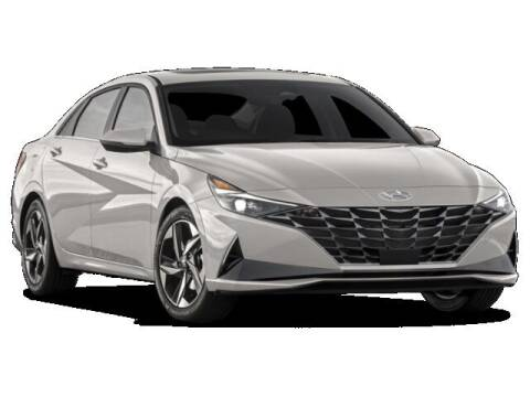 2021 Hyundai Elantra for sale at Terry Lee Hyundai in Noblesville IN